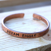Load image into Gallery viewer, Inspiration Bracelet - Copper Selection