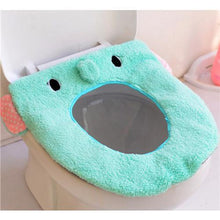 Load image into Gallery viewer, Soft  Toilet Seat Cover - Giftexonline