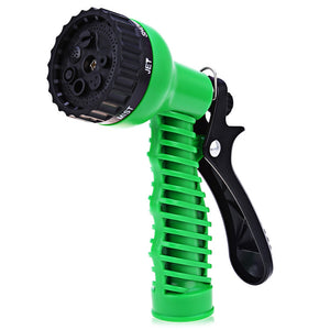 Resistant multi-functional  Garden hose nozzle (7 spraying  patterns)