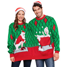 Load image into Gallery viewer, Christmas Jumper for a great pair Siamese style