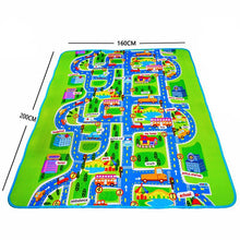Load image into Gallery viewer, Kids soft  foam rug play mat