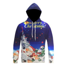 Load image into Gallery viewer, 3D Christmas Hoodie - Giftexonline