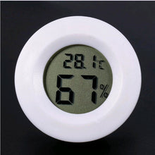 Load image into Gallery viewer, Mini Digital LCD  humidity and temperature detector