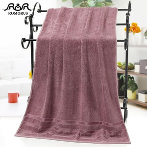 Soft Absorbent Healthy Bathroom Towels for Adults and Kids (100%bamboo fibre)