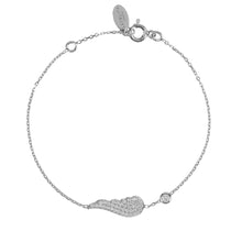 Load image into Gallery viewer, Angel Wing Bracelet