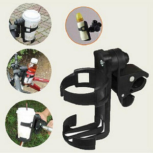 Universal bottle holder for bicycle and Strollers