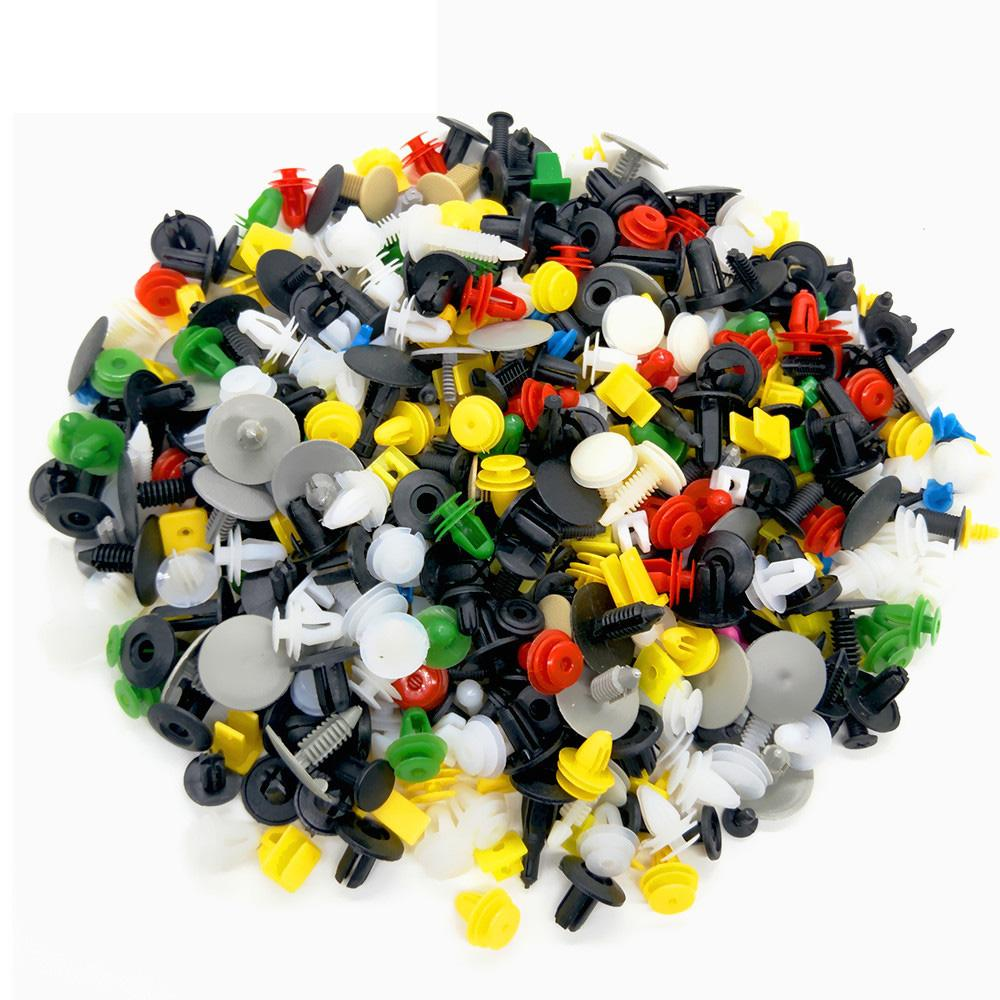 200Pcs Universal body clips set - Giftexonline