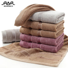 Load image into Gallery viewer, Soft Absorbent Healthy Bathroom Towels for Adults and Kids (100%bamboo fibre)