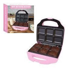 Load image into Gallery viewer, Brownie Maker 700w Non-Stick