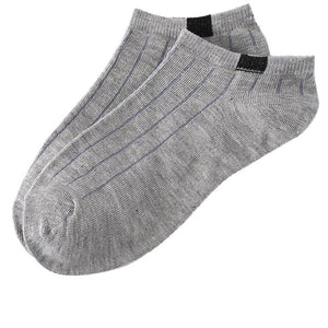 Unisex Comfortable Stripe Cotton Socks