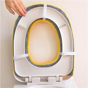 Soft  Toilet Seat Cover - Giftexonline