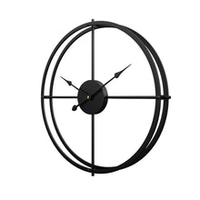 Load image into Gallery viewer, Silent Wall Clock Modern Design 40 cm diametre