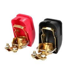 Load image into Gallery viewer, Easy to install quick release Battery Terminals Clamps for any 12V battery - Giftexonline