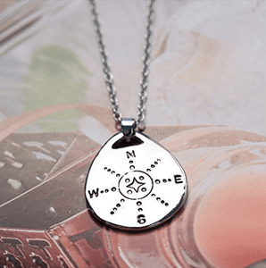 Great looking Compass Necklace - Giftexonline