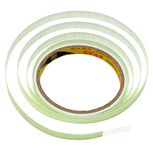 Self-adhesive Luminous  tape (improve your visibility  outdoor)Tape 10mm*3m