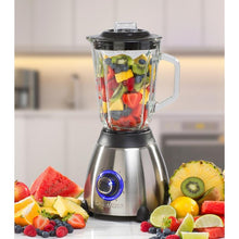 Load image into Gallery viewer, Daewoo Stainless Steel Smoothie & Shake 1.5L Jug Blender & Grinder Fitting