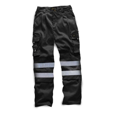 Hi-Vis Polycotton Work Trousers - Giftexonline