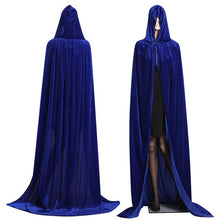 Load image into Gallery viewer, Halloween  Wizard Cloak-Robe