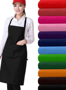 Apron pastel color selection