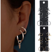 Load image into Gallery viewer, Brilliant stud earrings - Giftexonline