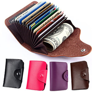 Minimalist wallet ideal for for cards