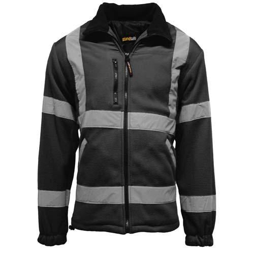 Hi Vis Fleece Jacket - Giftexonline