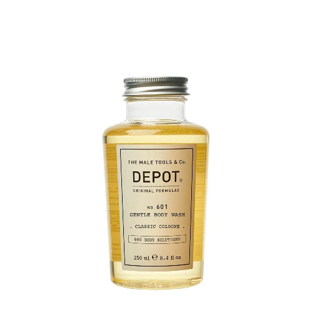 Depot Gentle Body Wash -classic cologne- No.601 250ml - barberwebshop