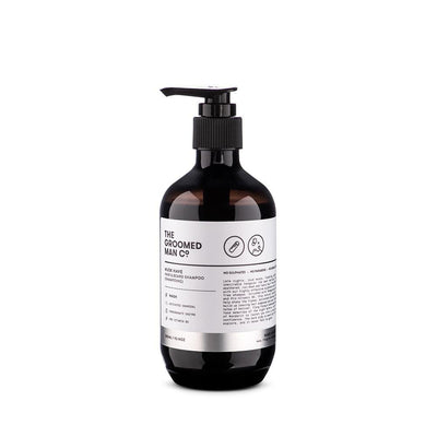The Groomed Man Co Hear en Beard Shampoo -Musk Have- 300ml - barberwebshop