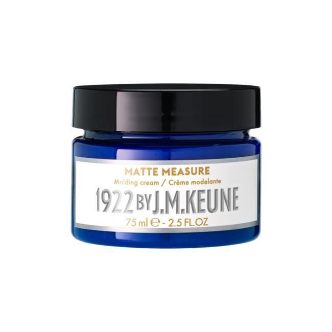 1922 By J.M. Keune Matte Measure 75ml - barberwebshop