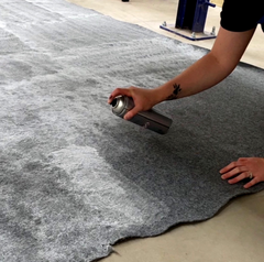 Campervan Carpet options for your Van Conversion from Wildworx Alcester