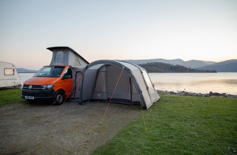 Camper Awning Fitting