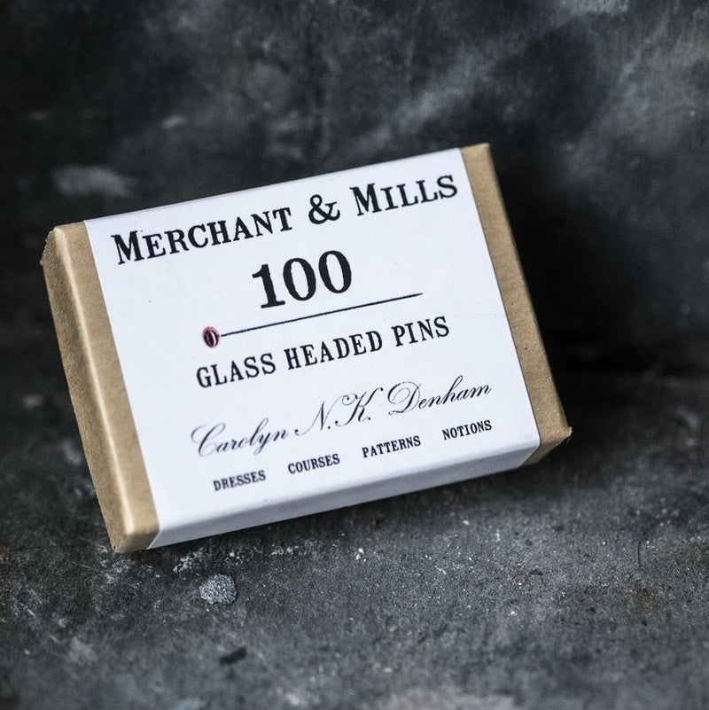 Merchant & Mills - Glass Head Pins