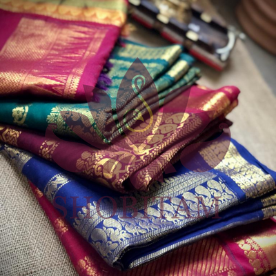 Know about Venkatagiri Sarees