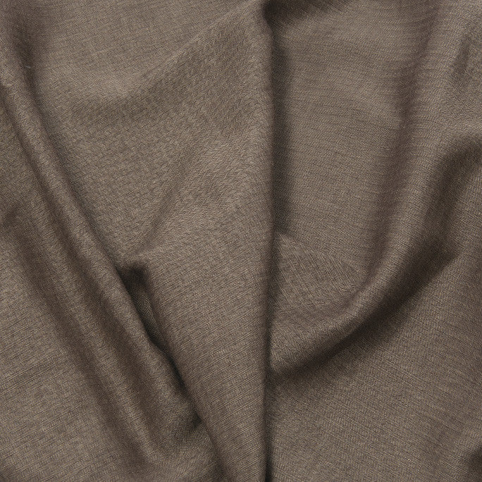 Herringbone Linen/Wool 11 - Fabrics4Fashion