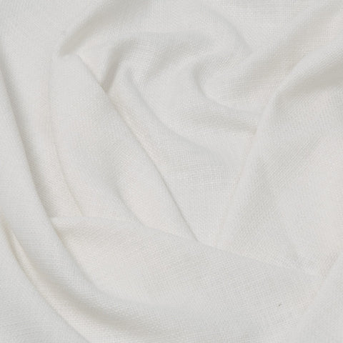 Ivory Plain Tweed 969 - Fabrics4Fashion