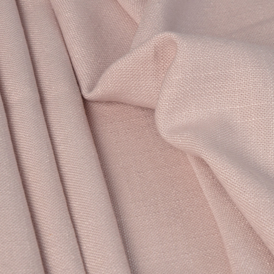 Baby Pink Canvas Fabric 3304Woven