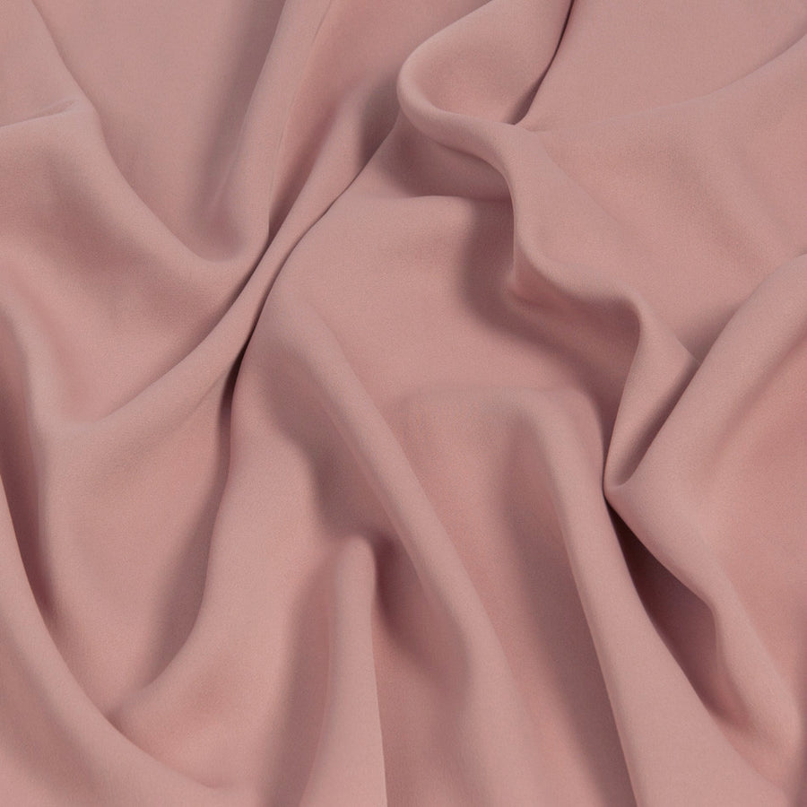 Rose Water Pink Crepe 1022Woven