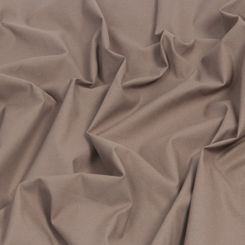 Taupe Cotton Stretch Fabric 1069Woven