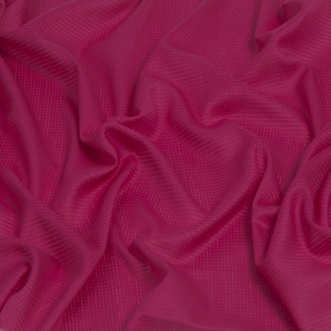 Pink Dressweight Poly/Viscose Blend 1083Woven