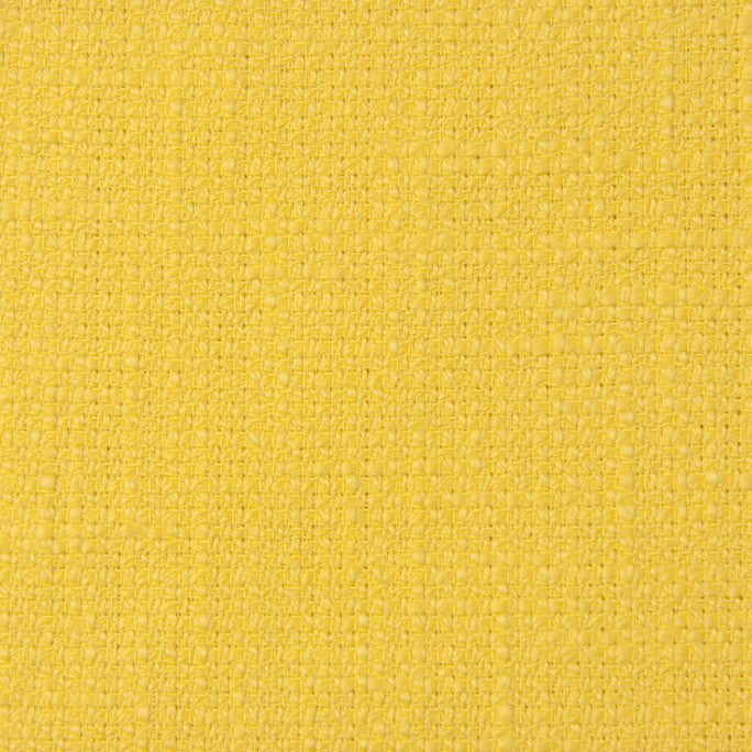 Mid-Weight  Yellow Bouclé 1087Woven