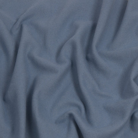 Serenity Blue Coating Wool 1120Woven