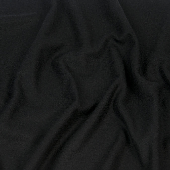 Black Coating Fabric 1249 - Fabrics4Fashion