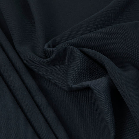 Navy Canvas Fabric 1279Woven