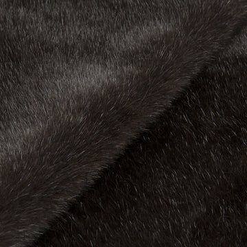 Brown Fox Faux Fur 1322 - Fabrics4Fashion