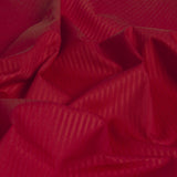 Red Fancy Poplin 153Woven