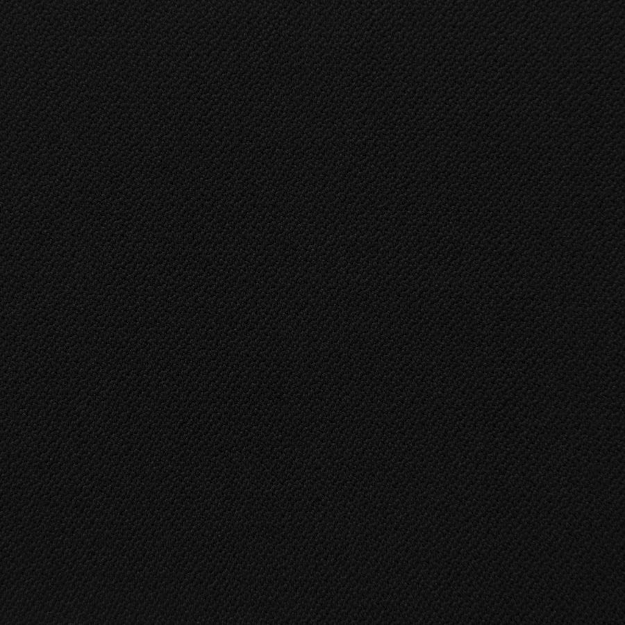 Black Wool Polyester 1564 - Fabrics4Fashion
