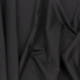 Black Waxed Linen 157 - Fabrics4Fashion