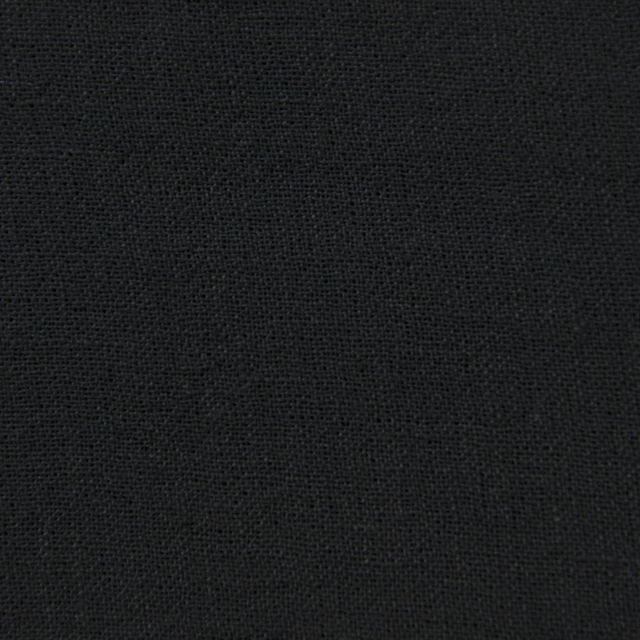 Black Ligth Linen 1726 - Fabrics4Fashion
