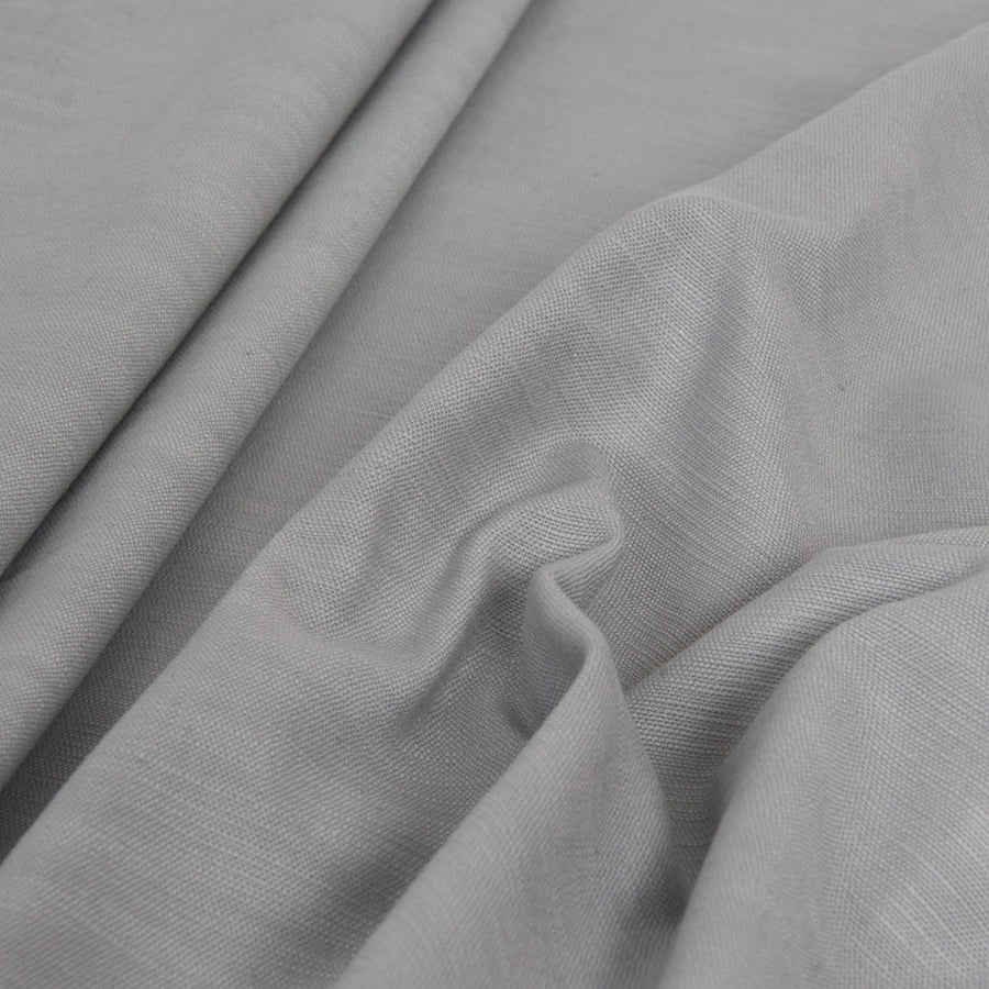 Moonstone Linen Cotton blend 1736 - Fabrics4Fashion