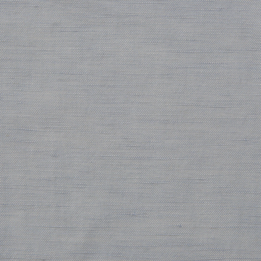 Baby Blue Viscose/Linen Fabric 1818Woven